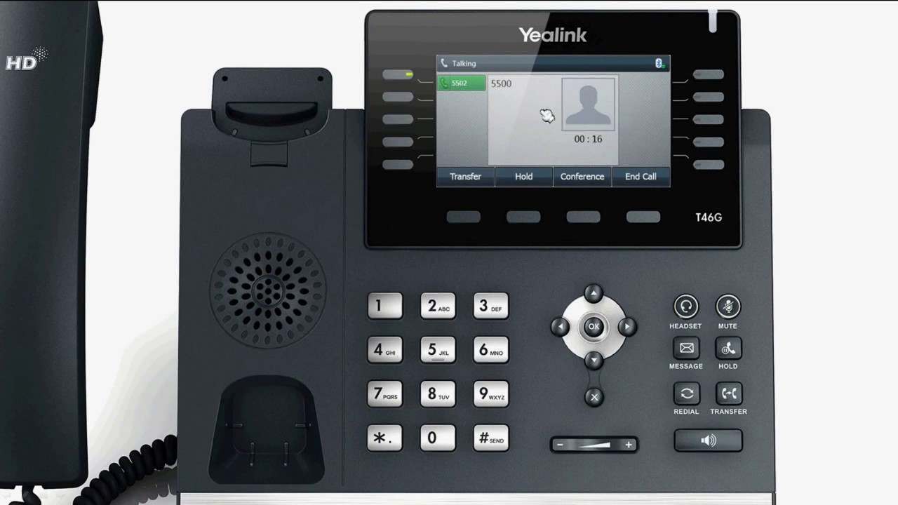 Connecting Bluetooth to your Yealink T40 series phone