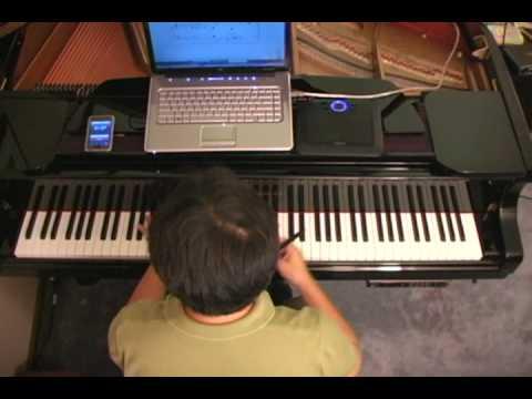 Clair de lune from scratch: Piano Lesson #11, Measure 9