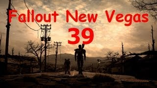 Fallout New Vegas Walkthrough w/ Commentary Part 39   Duke The Spook