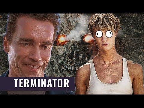 Wird Terminator 6 eine Enttäuschung? | Die Probleme der Terminator Reihe