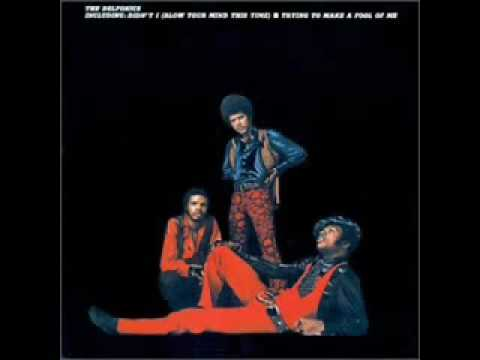 The Delfonics - Trying To Make A Fool Of Me