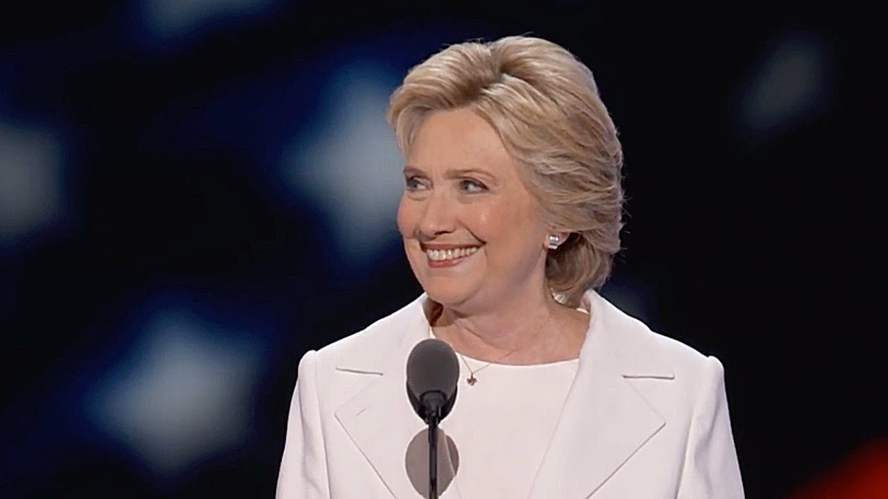 66b37229 Hillary Clinton: When there are no ceilings, the sky's the limit ...