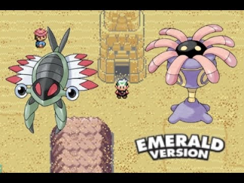 How to obtain root and claw fossils il pokemon emerald - Fossile pokemon diamant ...