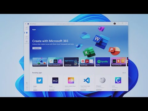 Say hello to the new Microsoft Store on Windows 11