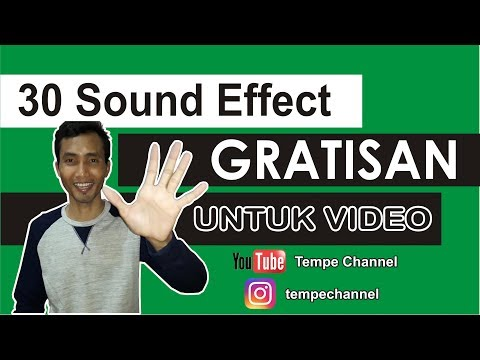 Free Sound Effects For Video Youtube, Instagram And others