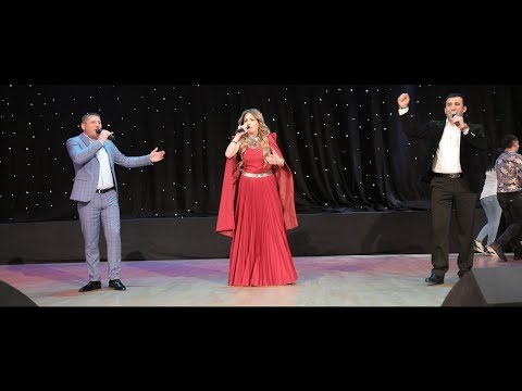 Ruben Sasunci, Aghasi Ispiryan, Gohar Hovhannisyan -  Ereq Ynker // Official Video // 2019
