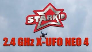 Starkid 2.4 GHz X-UFO NEO 4 Quadrocopter