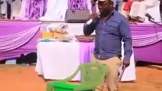 Jakuo Madhako ok dhaw go   Luo politics   Raila Odinga