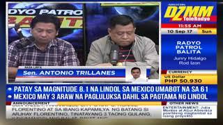 Under Duterte fire, Trillanes vows to open bank accounts