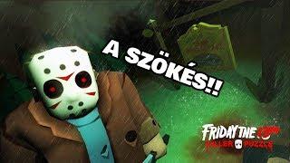 A SZÖKÉS !!   Friday the 13th: Killer Puzzle Gameplay #02