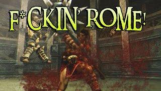TASTE THE BLOOD & ENJOY! Shadow Of Rome (#1)