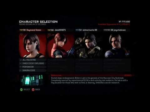 Resident Evil Operation Raccoon City Heroes #17