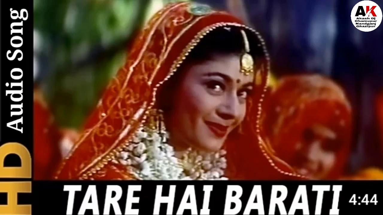 Download Tare Hai Barati Chandni Hai Barat Kumar Sanu Jaspinder Narula Virasat Songs Anil Kapoor