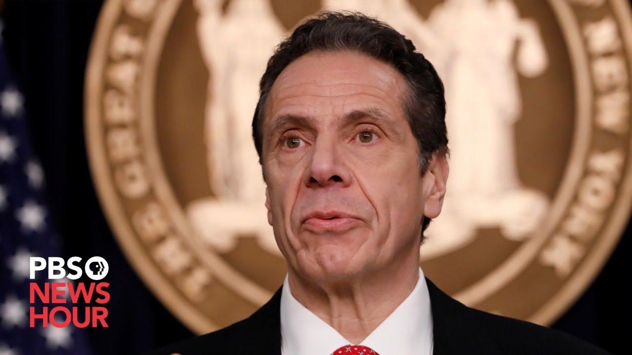 WATCH: New York Gov. Andrew Cuomo gives coronavirus update -- April 2, 2020