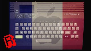 Was Thomson the French Apple? |  The Story of Thomson Computers (Pt1)