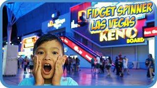 FIDGET SPINNER Toy Hunt Fail in Las Vegas - TigerBox HD