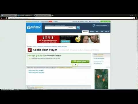 Tutorial De Como Descargar Ado Flash Player