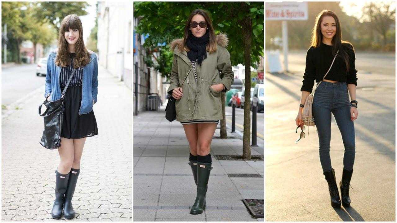 Moda invierno 2017 botas for Moda de otono 2017