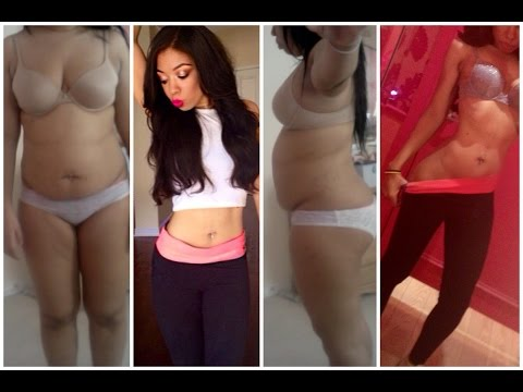 how-to-banish-belly-bloat-&-flatten-stomach-without-exercise-|-weight-loss-tips-&-photos