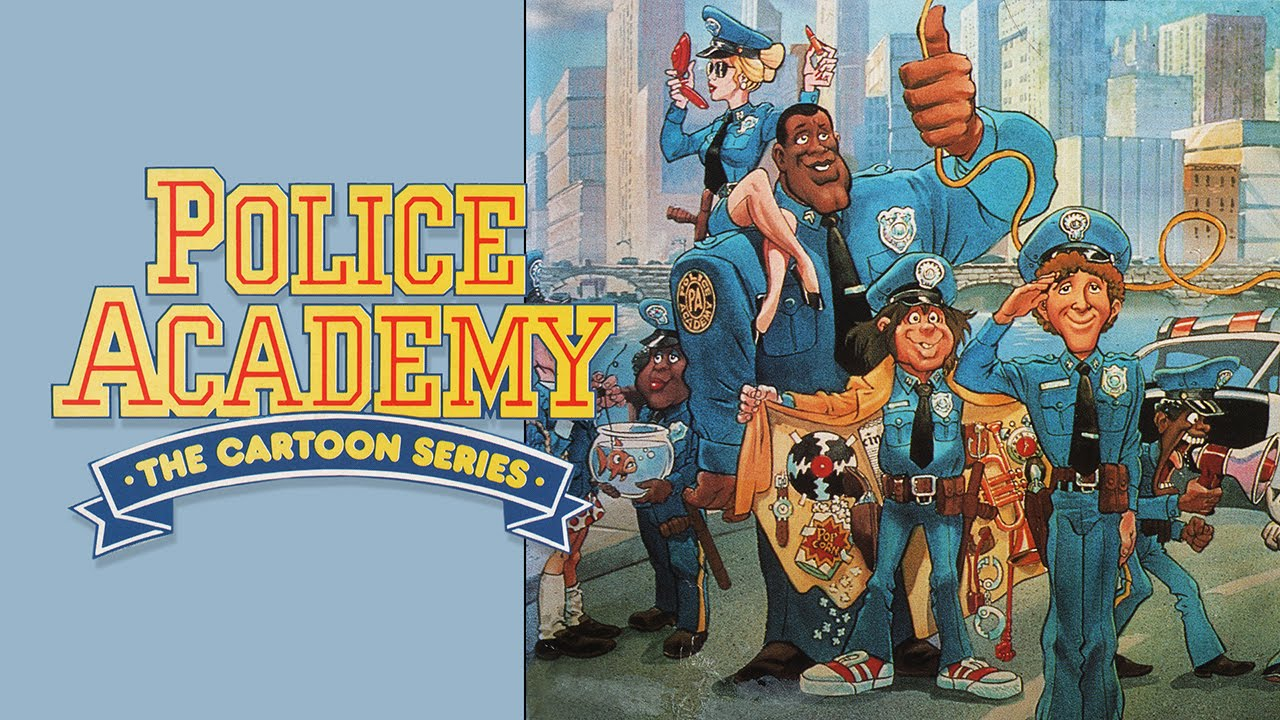 Tackleberry Police Academy