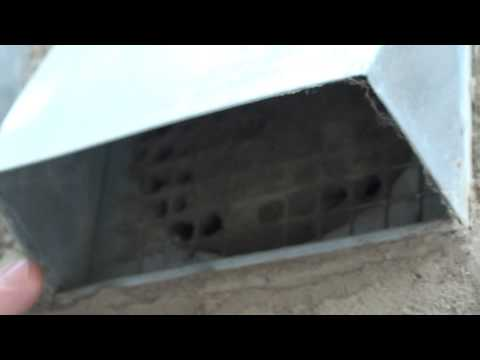 How To - Intake Air Vent Maintenance