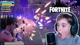 MY NEW WEAPONS IN FORTNITE SAVE THE WORLD