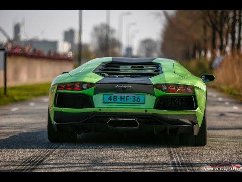 Supercars Accelerating #1 ! 900HP 335i, Aventador SV, Capristo R8, Novitec MC Stradale,...