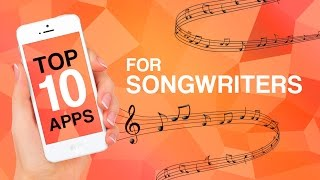 top-10-apps-for-songwriters