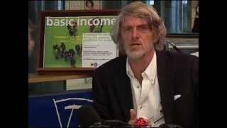Philippe Van Parijs: Real freedom for all with a basic income