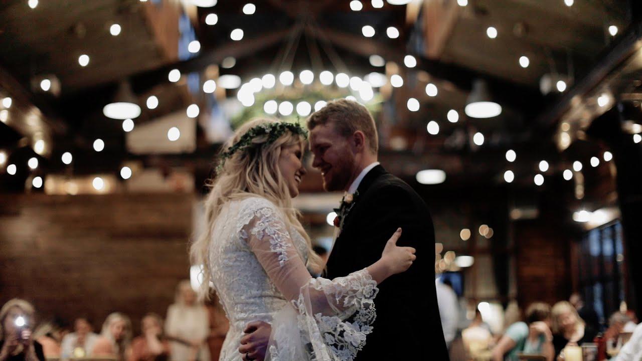 Chelsey & Brandon | Rustic & Boho Wedding | Knot & Pine, Alpine UT