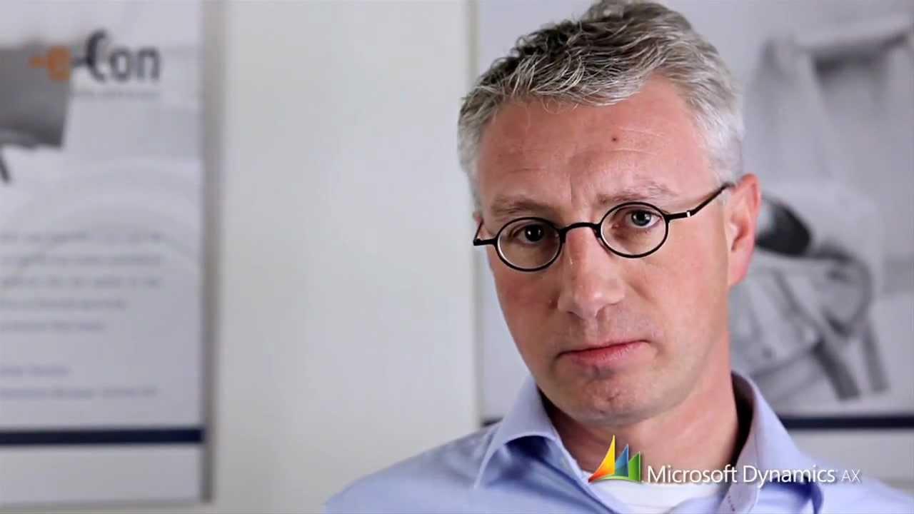 e-Con Microsoft Dynamics AX Configurator   e-Con Solutions