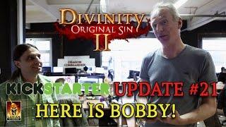 Divinity: Original Sin 2 - Update 21: Here is Bobby!