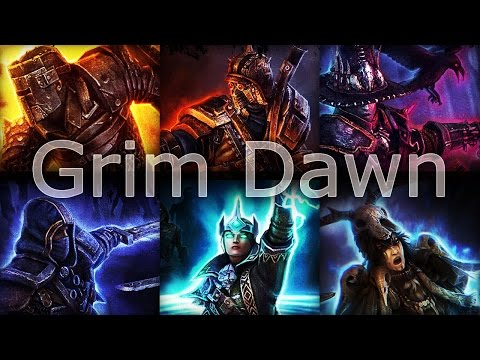 Grim Dawn - Leveling and Speedy Playthrough 01