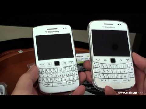 Khui hộp BlackBerry Bold 9790 White - www.mainguyen.vn