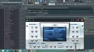 Пишем музыку в FL Studio 12 (Урок 1) реп минус бит Андеграунд в Fl Studio 12 от А до Я!