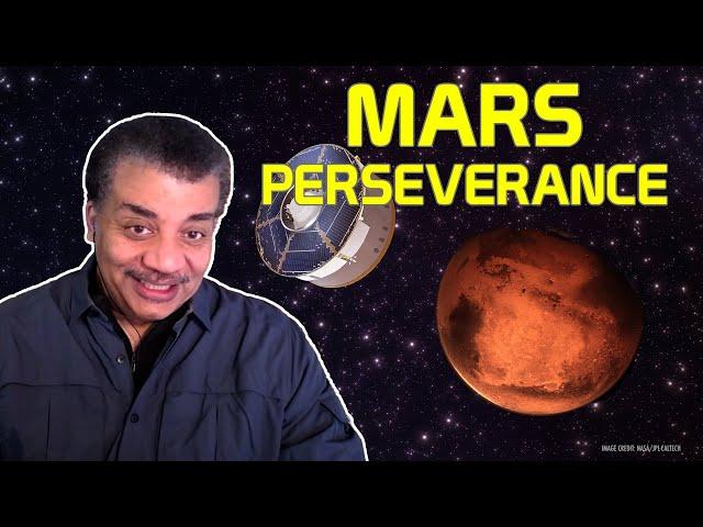 StarTalk Podcast: Mars Perseverance with Jim Green, NASA Chief Scientist