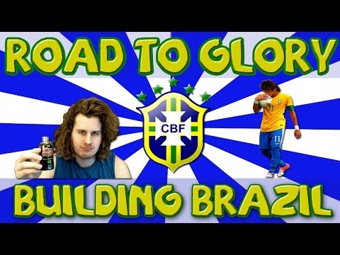 BUILDING BRAZIL | A FIFA ROAD TO GLORY SERIES | FIFA 14 ULTIMATE TEAM