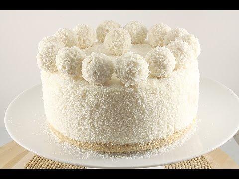 Торт лёгкий рецепт