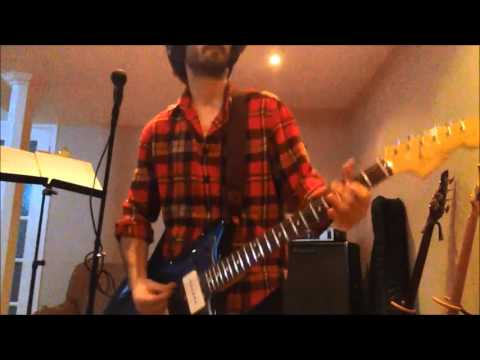 Good Time Boys- Red Hot Chili Peppers-- Guitar Cover