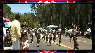 Bermuda Day Parade 2013 Video Clips Part 1