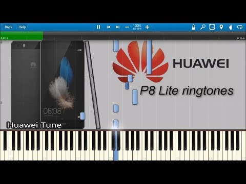 HUAWEI RINGTONES IN SYNTHESIA
