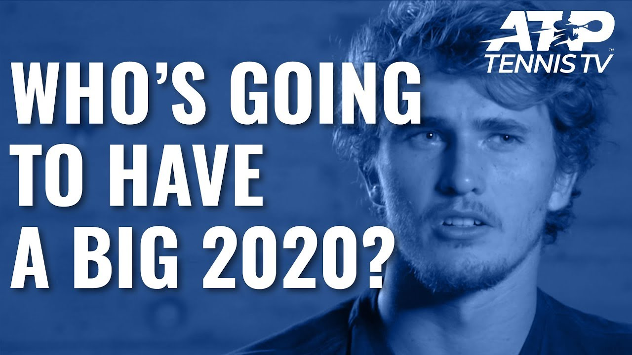 ATP Players Predict Who Will Have A Big Year In 2020!