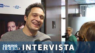 È arrivata la Felicità 2: Intervista esclusiva di Coming Soon a Claudio Santamaria | HD