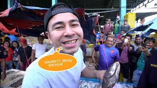 RAFFY BILLY - Raffi Ahmad Jalan-Jalan Di Pelabuhan Perikanan Muara Angke (9/9/18) Part 1