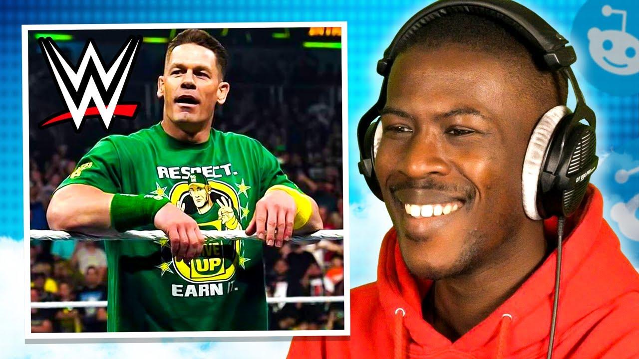 I'M SO HAPPY JOHN CENA RETURNED TO WWE!