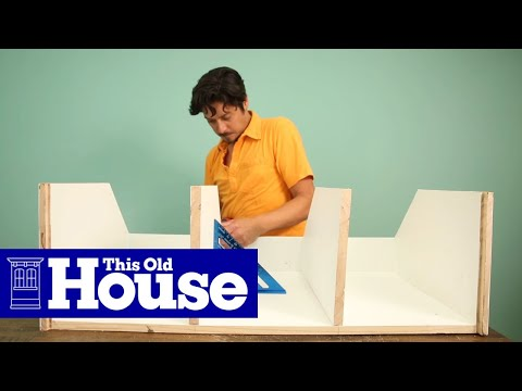 How To Build A Kids Bookcase