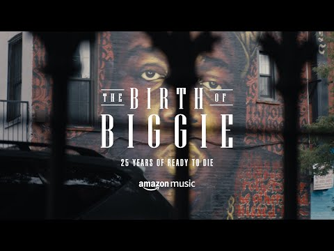 Amazon Music Remembers Notorious B.I.G in 'The Birth of Biggie: 25 Years of Ready To Die' Documentary