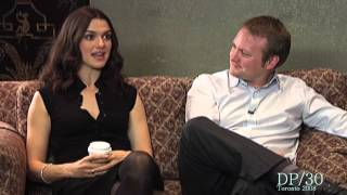 DP/30 @TIFF 2008: The Brothers Bloom, writer/director Rian Johnson, actor Rachel Weisz