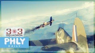 303 SQUADRON - WW2 Plane Mechanic &  Aerial Combat ( 303 Squadron Gameplay)