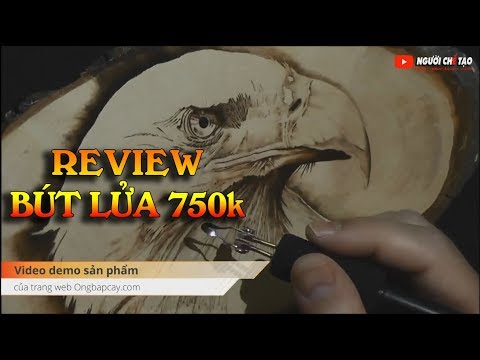 Review Bút lửa giá rẻ 750k _ Người Chế Tạo